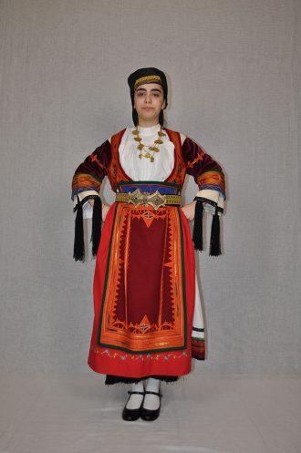 Karagkouna-Thessalia-Gynaikeia-Paradosiaki-Foresia